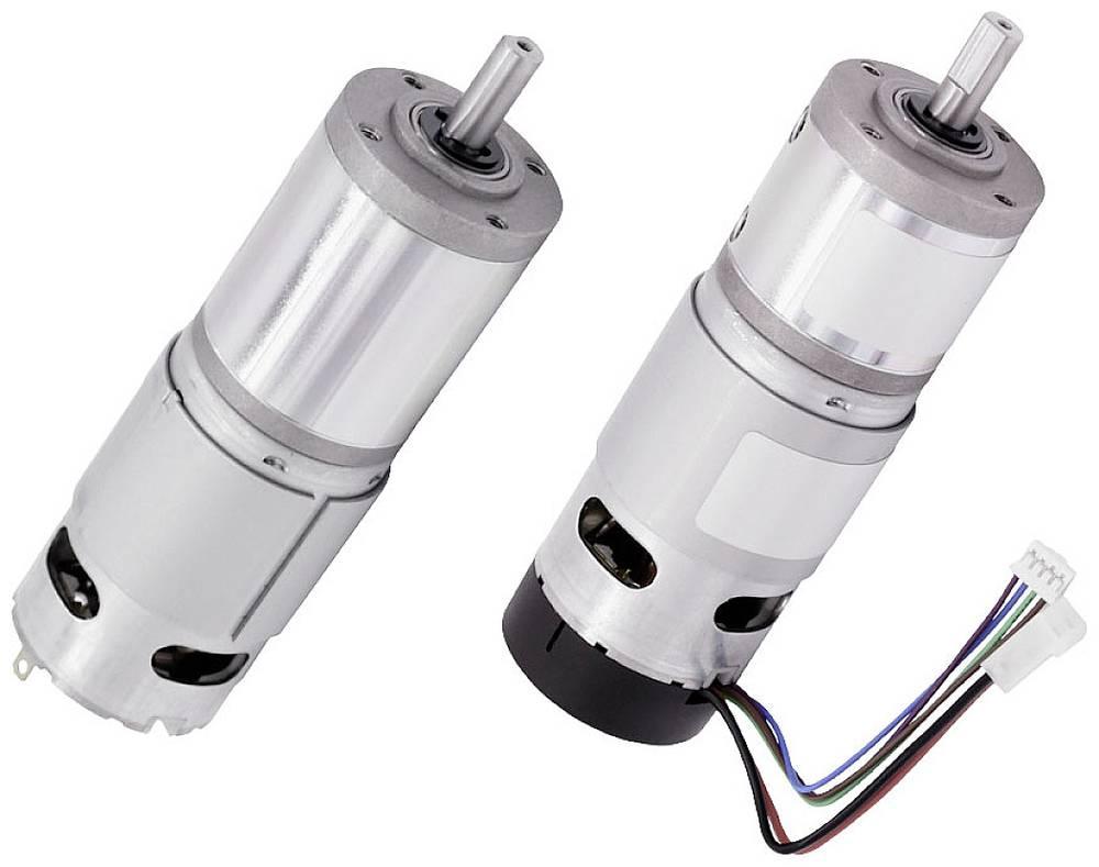 Jednosmjerni motor s planetarnimreduktorom Drive-System Europe, 24 V/DC, 2,1 A, 0,54 Nm DSMP420-24-14-B-F