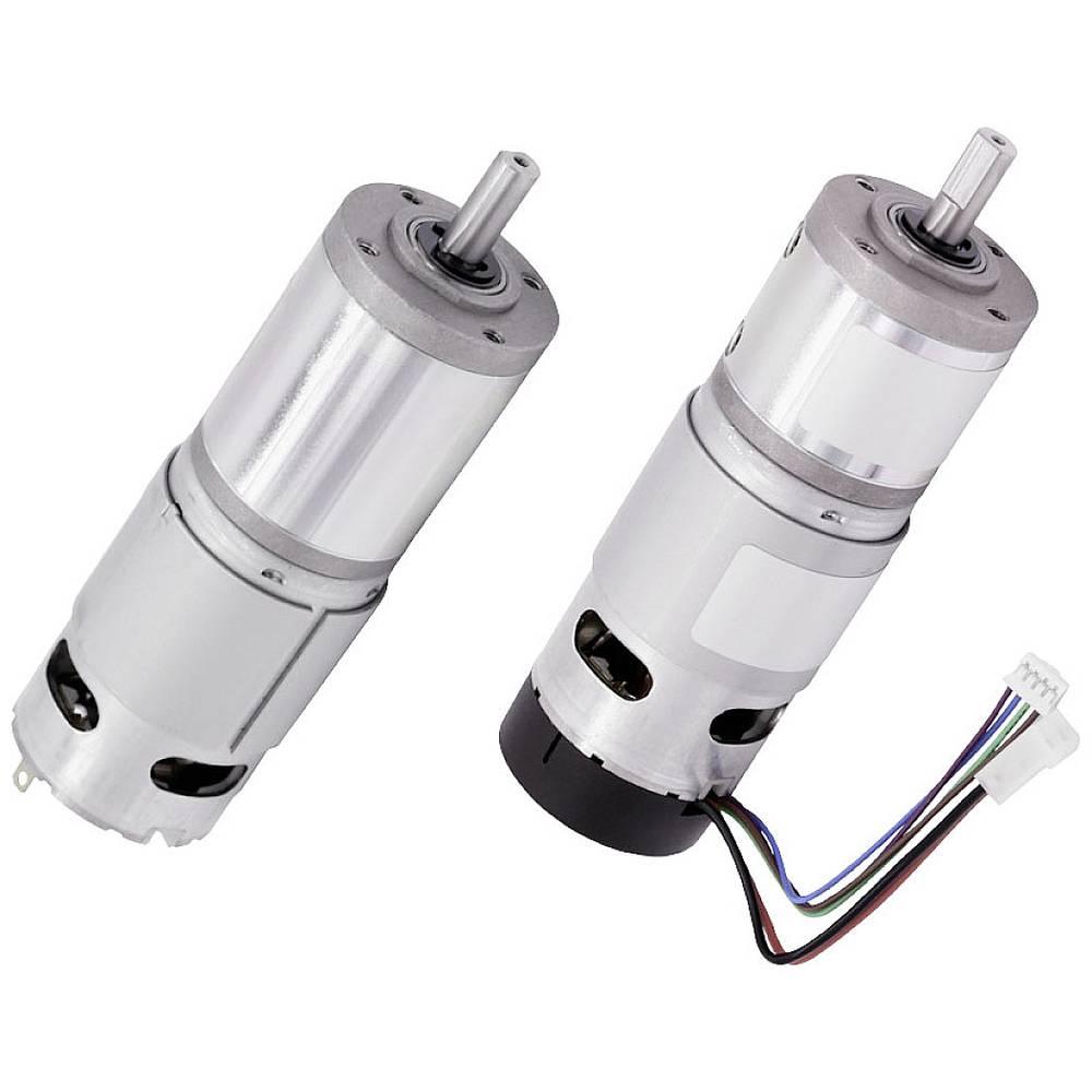 DC-motor s planetarnim reduktorjem Drive-System Europe DSMP420-24-061-BF, 24 V/DC, 2,1 A 12435