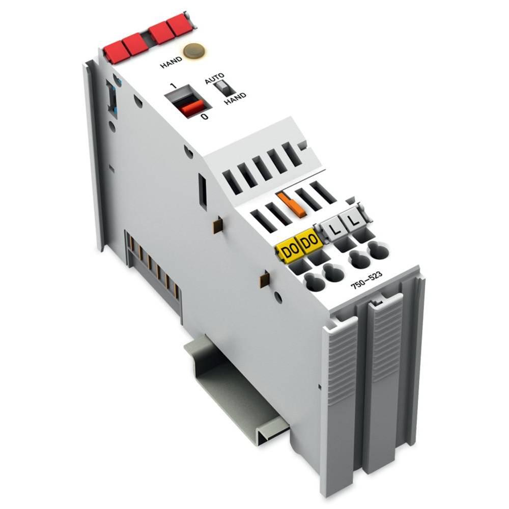 WAGO 1-kanalni-relejska izhodna spona 750-523 vsebuje: 1 kos