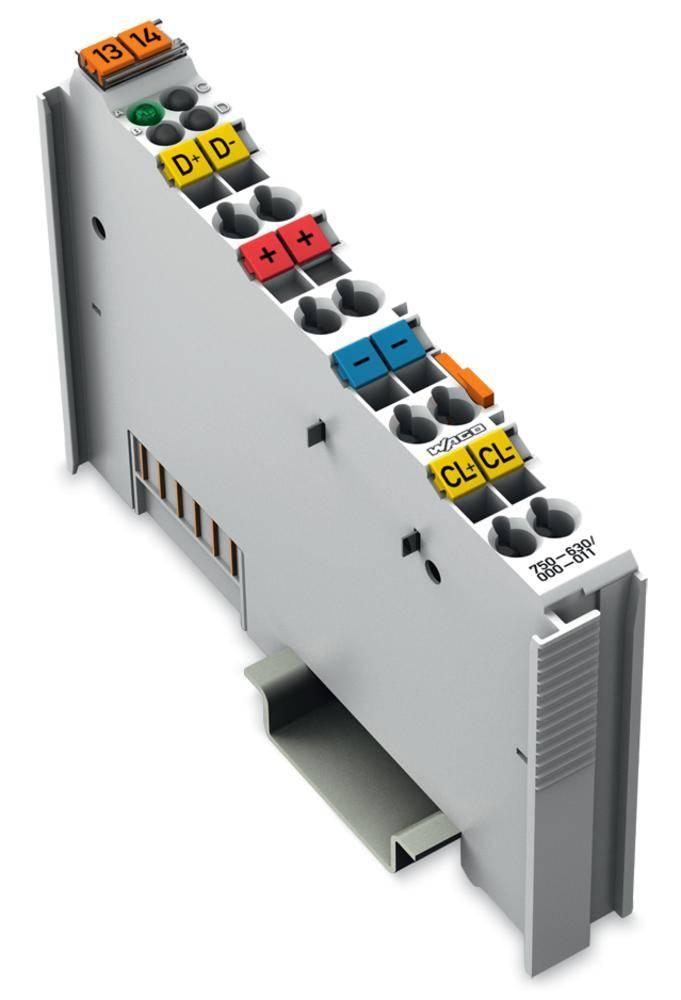 WAGO SSI-vmesnik 750-630/000-011 24 V/DC vsebuje: 1 kos