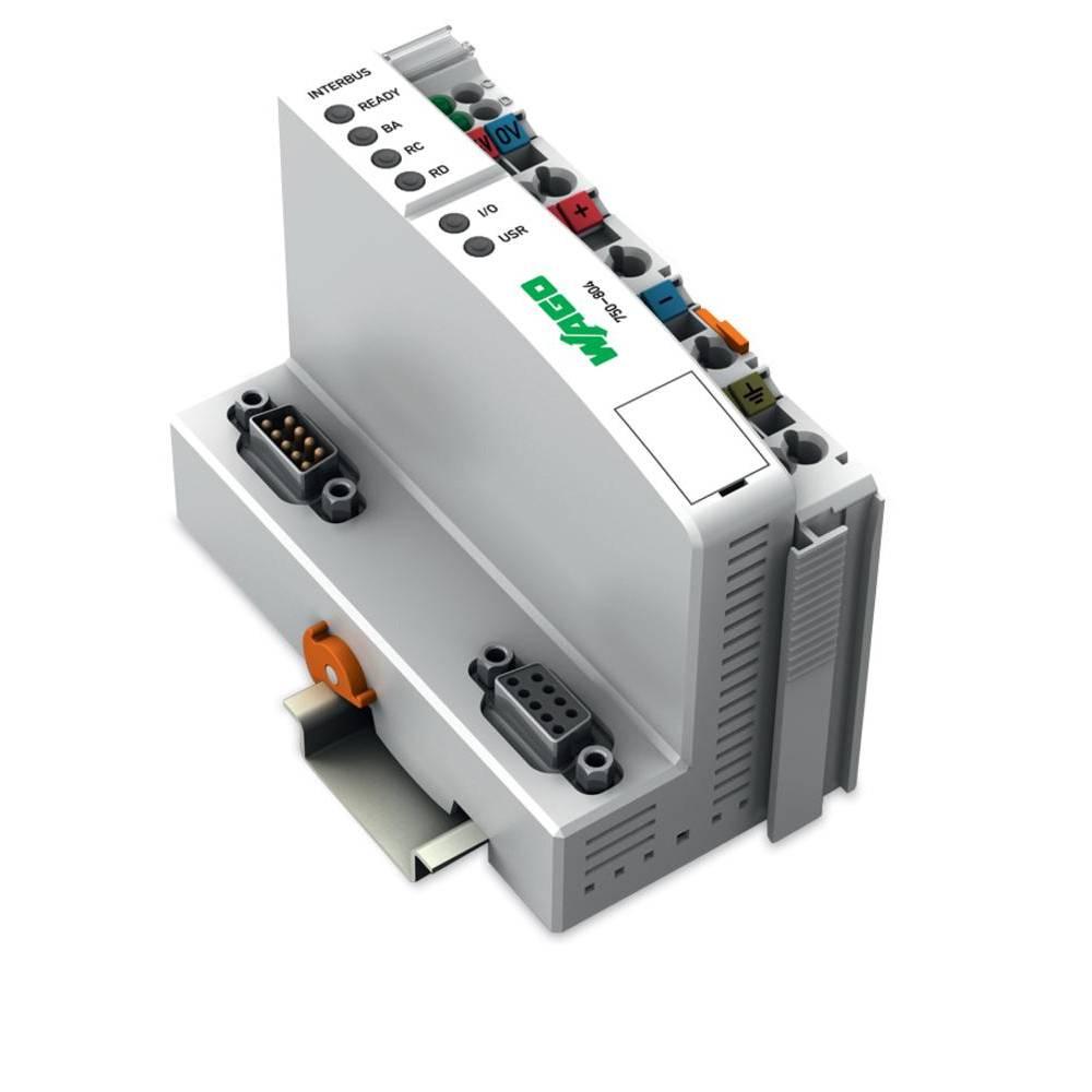 WAGO SPS - Feldbus krmilnik z možnostjo programiranja INTERBUS 750-804 24 V/DC vsebuje: 1 kos