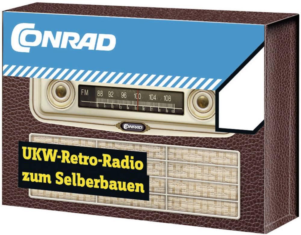 Retro ultrakratkovalni radio 10057 Conrad od 14 godina