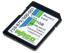 WAGO spominska kartica Mircro SD Card 758-879/000-002