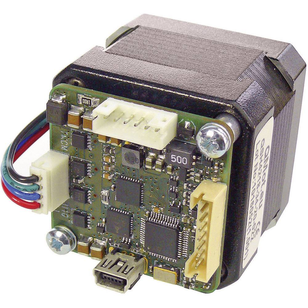 Trinamic Pd42 3 1140 Tmcl Stepper Motor Controller 044 Nm Shaft Steppermotorcontroller Diameter 5 Mm
