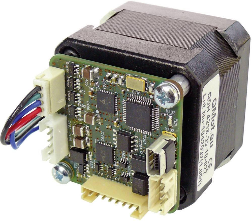 Koračni motor Trinamic PD42-1-1141 s kontrolerom PANdrive Mechatronik, 9-28 V/DC, 0,27 Nm 30-0189