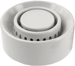 COMPRO piezo sirena PSW barva Bela 3-30 V IP44 zvočni signal stalen, ton hitrega srčniega utripa PSW.90030