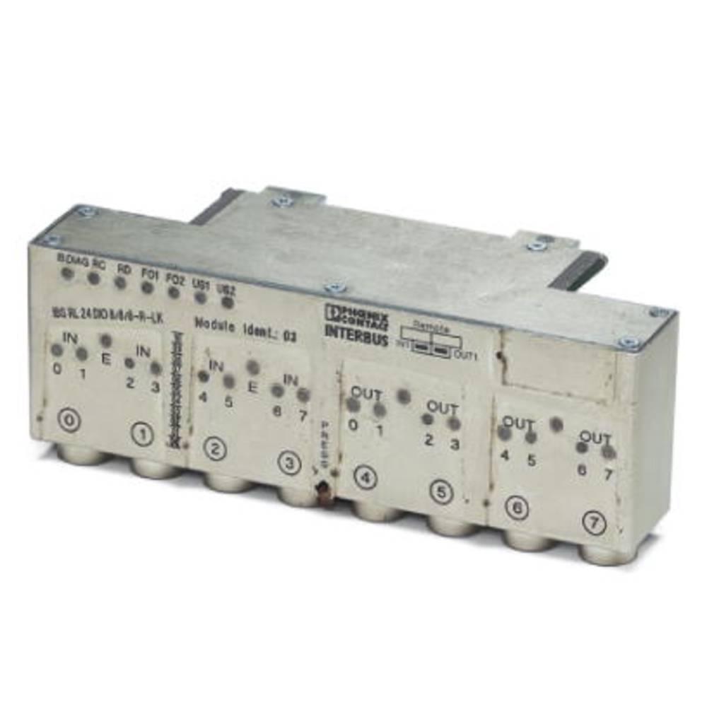SPS-razširitveni modul Phoenix Contact IBS RL 24 DIO 8/8/8-R-LK-2MBD 2734510 24 V/DC