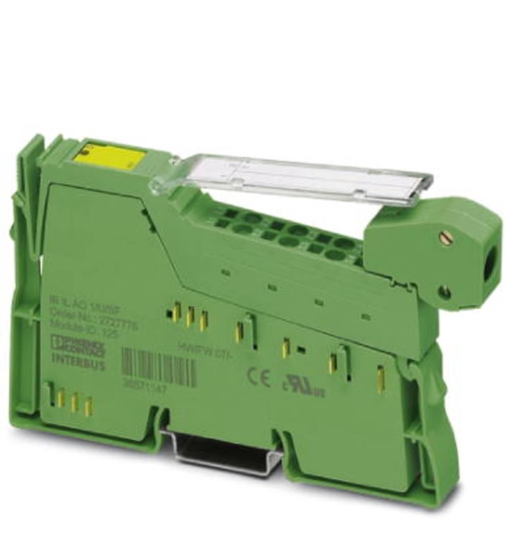 SPS-razširitveni modul Phoenix Contact IB IL AO 1/U/SF-PAC 2861399 24 V/DC