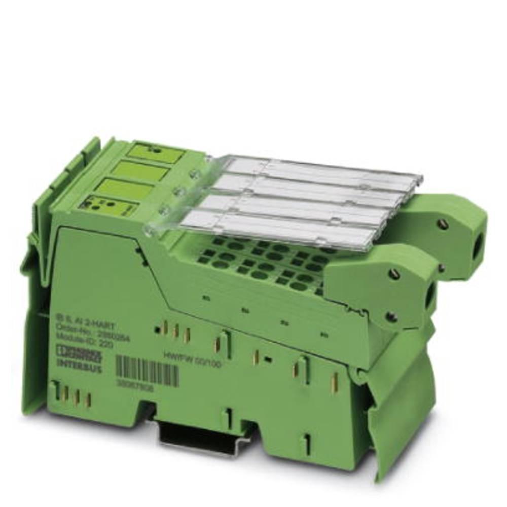SPS-razširitveni modul Phoenix Contact IB IL AI 2-HART-PAC 2862149 24 V/DC