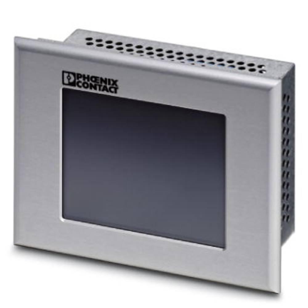 SPS-panel na dotik, z vgrajenim krmiljenjem Phoenix Contact TP 04M 2985152