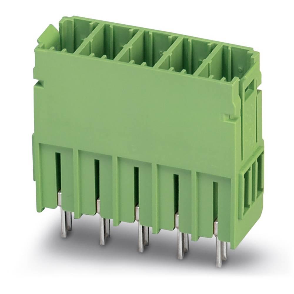Stiftkabinet-printplade PCV Samlet antal poler 2 Phoenix Contact 1720576 Rastermål: 7.62 mm 50 stk