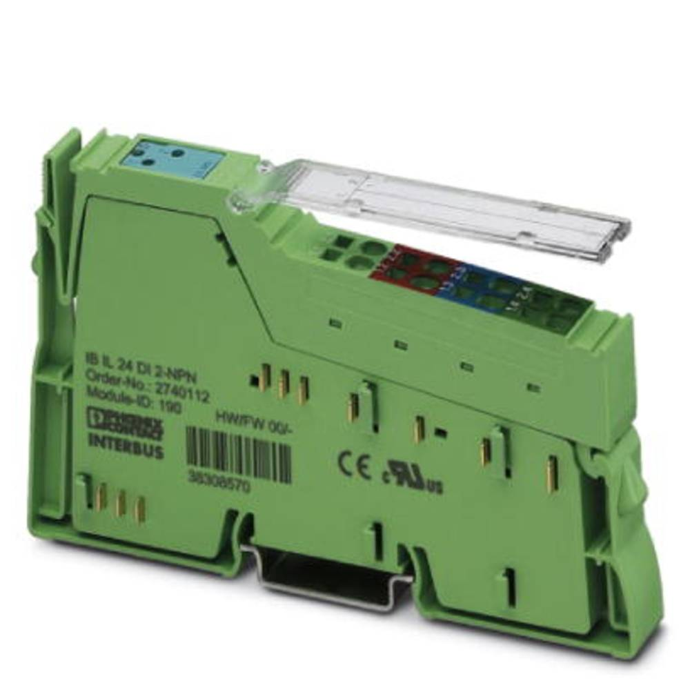 SPS-razširitveni modul Phoenix Contact IB IL 24 DI 2-NPN-PAC 2861483 24 V/DC