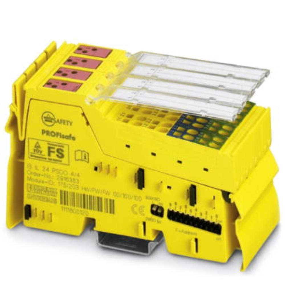 SPS-razširitveni modul Phoenix Contact IB IL 24 PSDO 4/4-PAC 2916493 24 V/DC