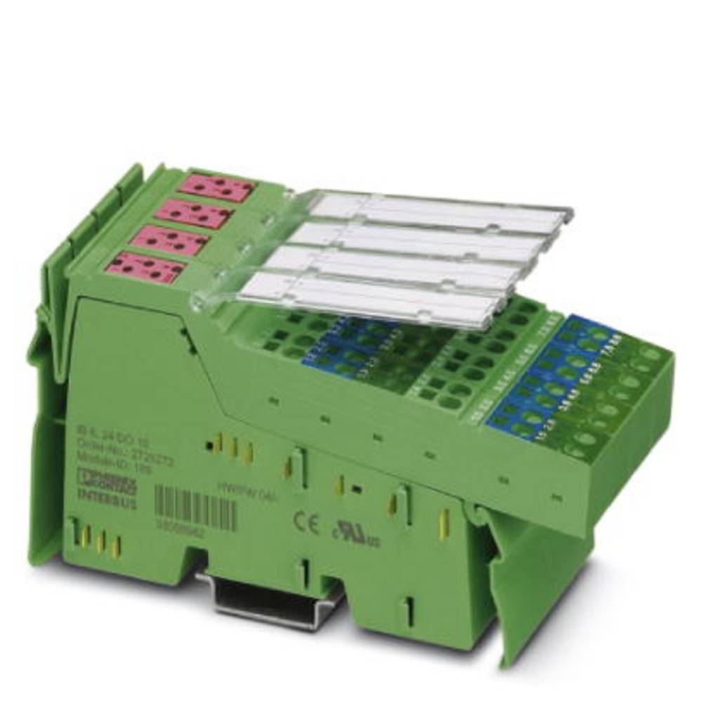 SPS-razširitveni modul Phoenix Contact IB IL 24 DO16-2MBD-PAC 2862013 24 V/DC