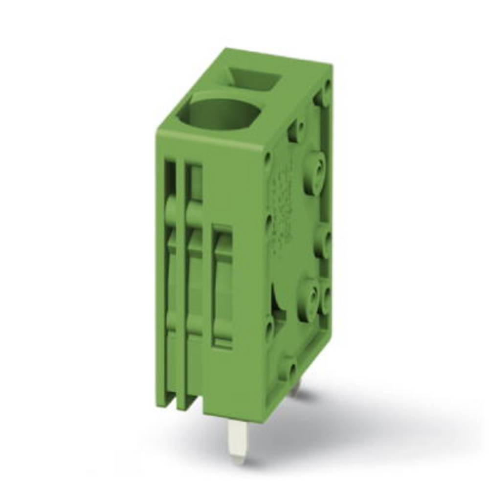 Fjederkraftsklemmeblok Phoenix Contact SPT 5/ 2-V-7,5-ZB BU 6.00 mm² Poltal 2 Blue 50 stk