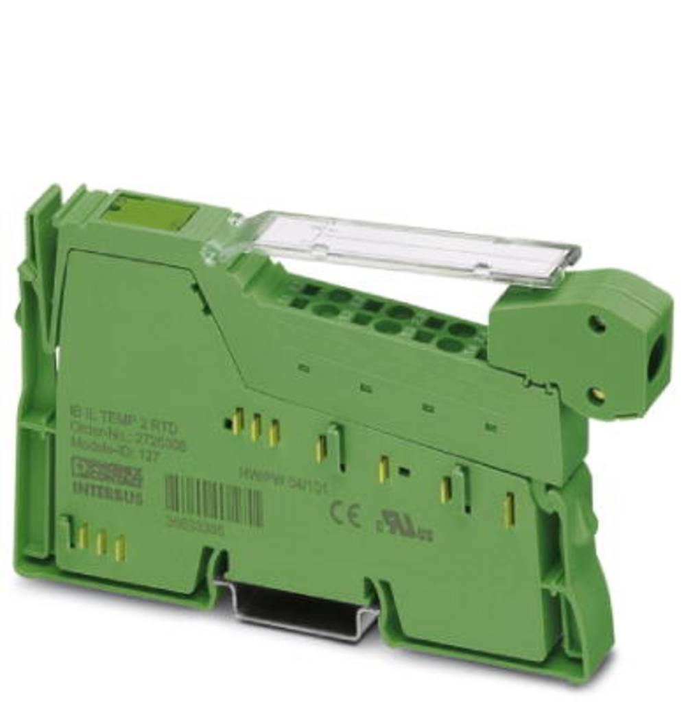 SPS-razširitveni modul Phoenix Contact IB IL TEMP 2 RTD-PAC 2861328 24 V/DC