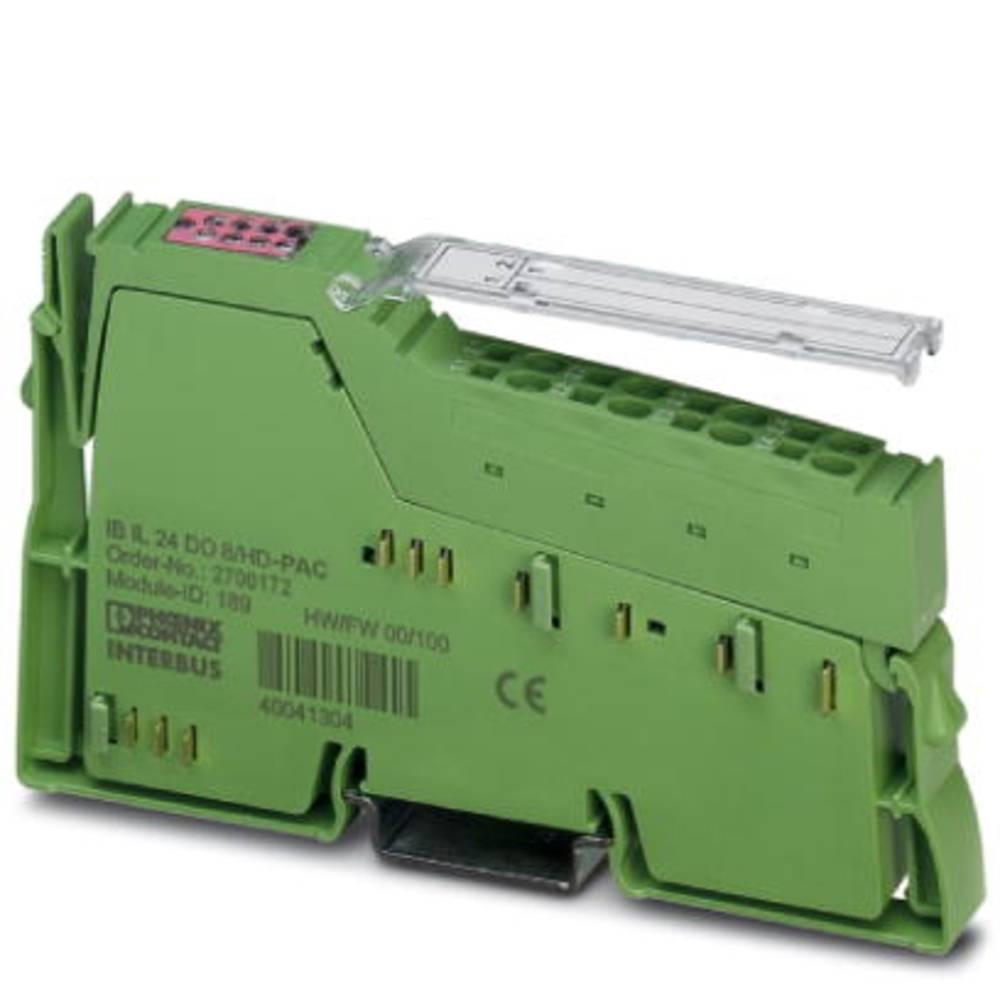 SPS-razširitveni modul Phoenix Contact IB IL 24 DO8/HD-PAC 2700172 24 V/DC