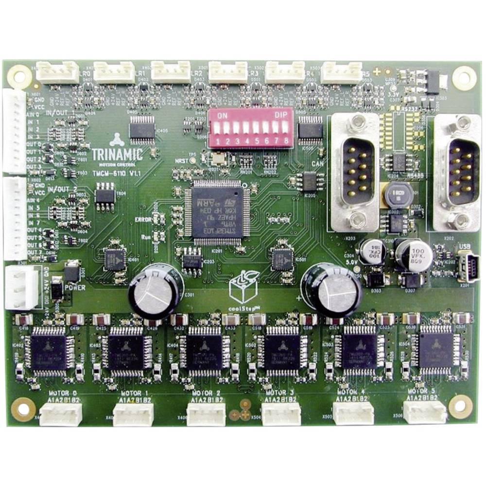 Stepper Motor Controller Trinamic Tmcm 6110 24 Vdc 11 A Usb Rs485 Circuit Canopen