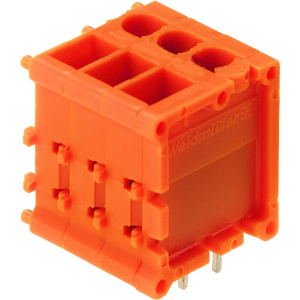 Skrueklemmeblok Weidmüller TOP1.5GS15/180 5 2ST OR 2.50 mm² Poltal 15 Orange 20 stk