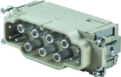 Stiftindsats Weidmüller RockStar® HDC 48A 1790030000 6, 6 Skruer 10 stk