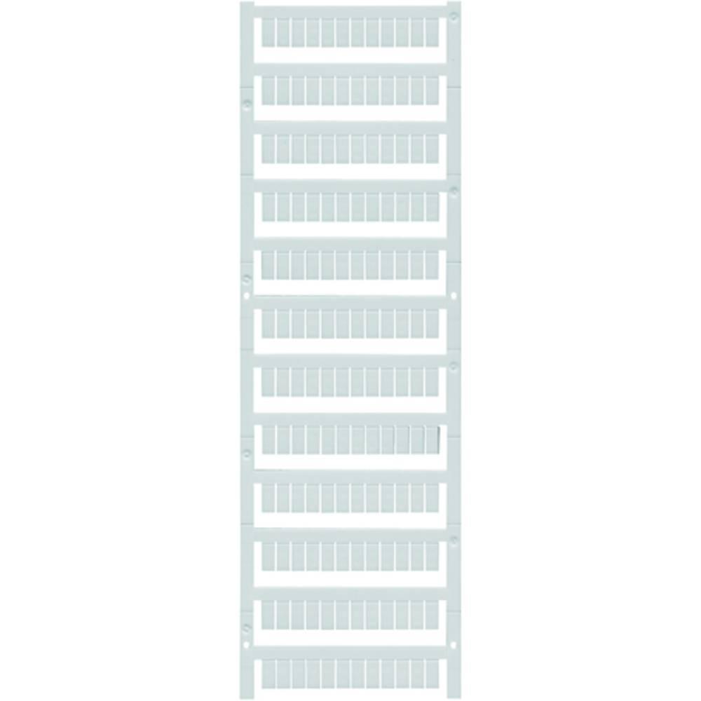 Enhed markører MultiCard WS 10/5 MC MIDD. NEUTR. 1792000000 Hvid Weidmüller 720 stk