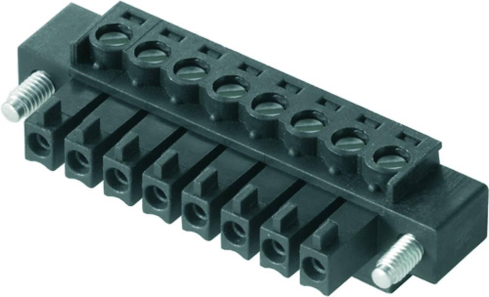 Tilslutningskabinet-kabel BC/SC Samlet antal poler 2 Weidmüller 1793040000 Rastermål: 3.81 mm 50 stk