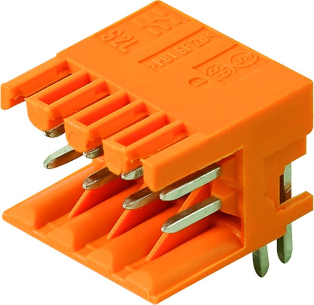 Vtični konektor za tiskana vezja črne barve Weidmüller 1794340000 vsebuje: 30 kosov