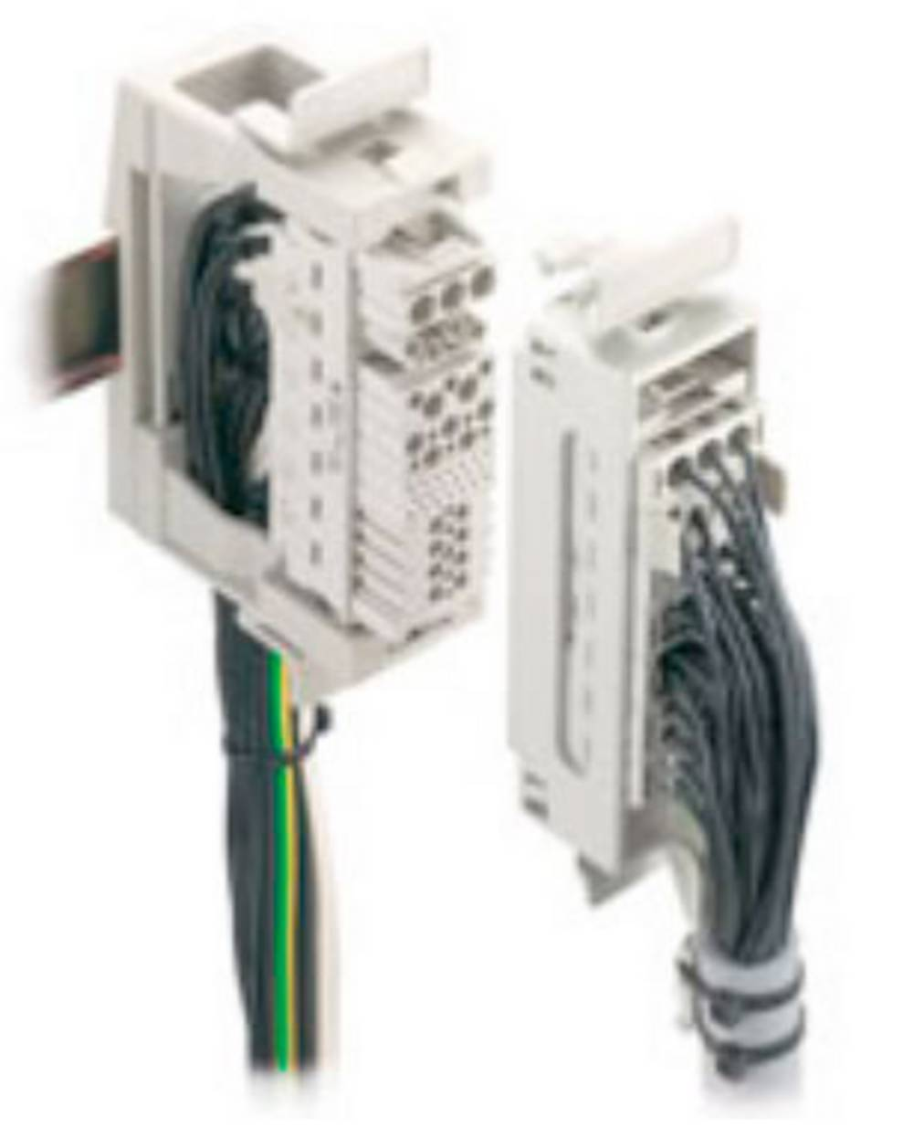 Industristikforbindelse Amphenol C146 Weidmüller HDC RAILMATE HB6 SET 1 stk