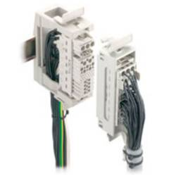 Sistem za montiranje letvic HDC RAILMATE HB6 TOP Weidmüller vsebuje: 10 kosov