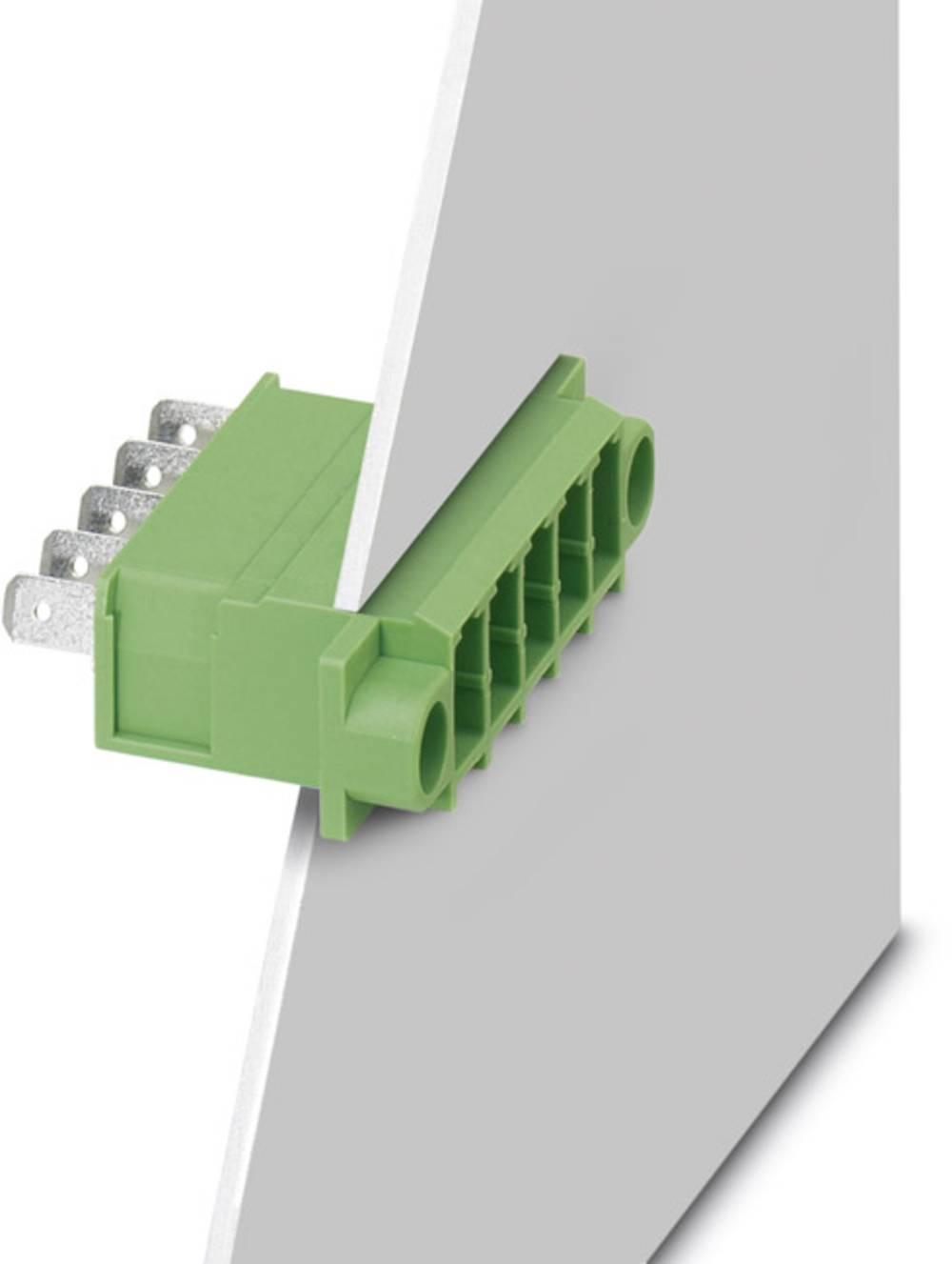 Stiftkabinet-kabel DFK-PC Samlet antal poler 6 Phoenix Contact 1861196 Rastermål: 7.62 mm 50 stk