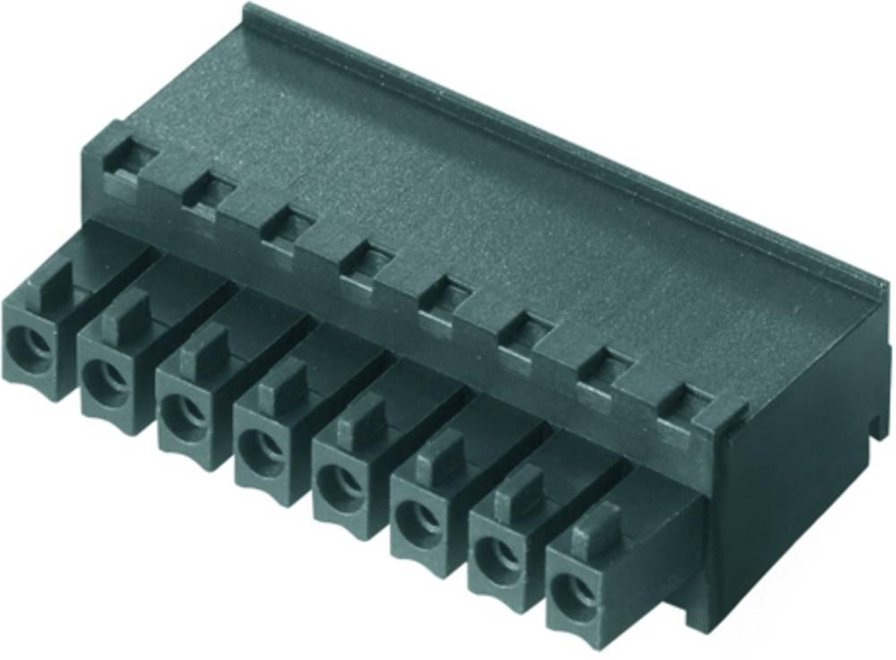 Vtični konektor za tiskana vezja Weidmüller 1799010000 vsebuje: 50 kosov