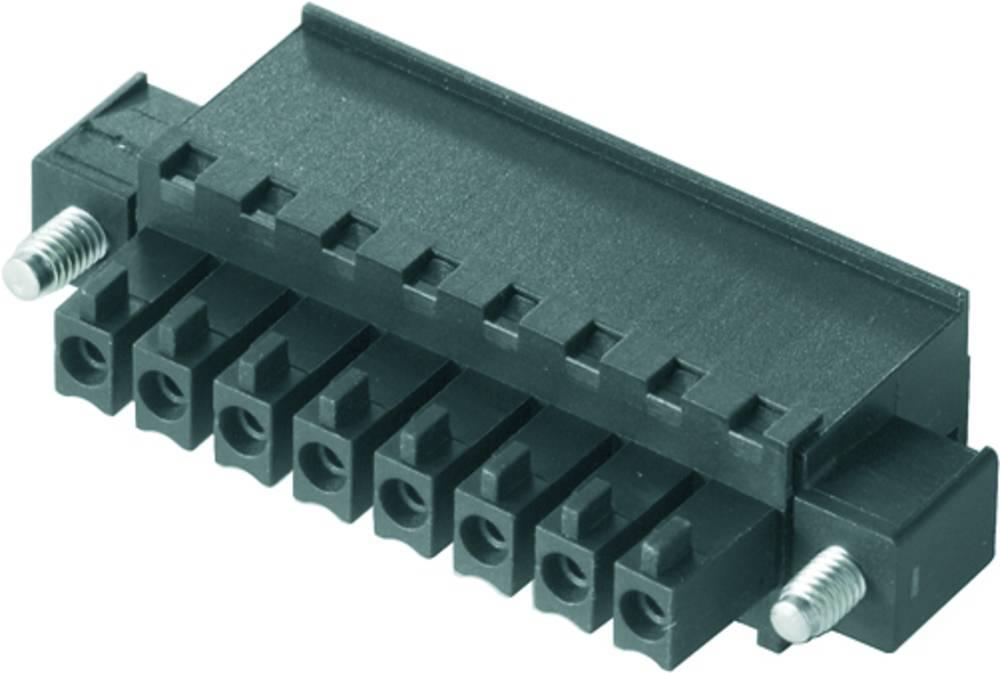 Tilslutningskabinet-kabel BC/SC Samlet antal poler 10 Weidmüller 1799230000 Rastermål: 3.81 mm 50 stk