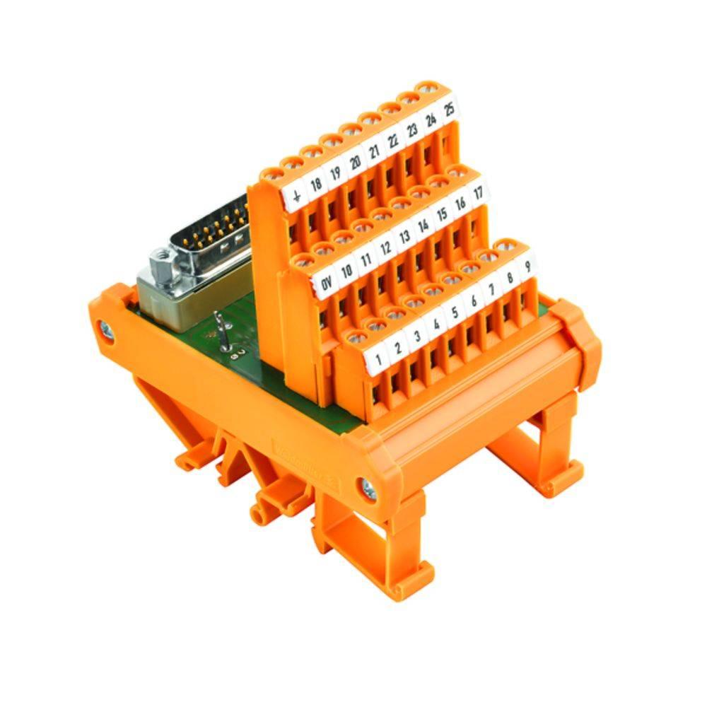 SPS-Komunikacijski modul RD 25M Weidmüller vsebina: 1 kos