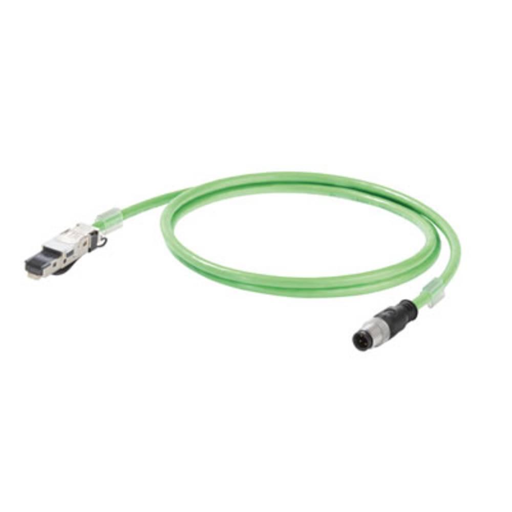 Sensor- /aktor- -datastikforbindelse, konfektioneret Weidmüller IE-C5DS4UG0010MBSXXX-E 1 stk