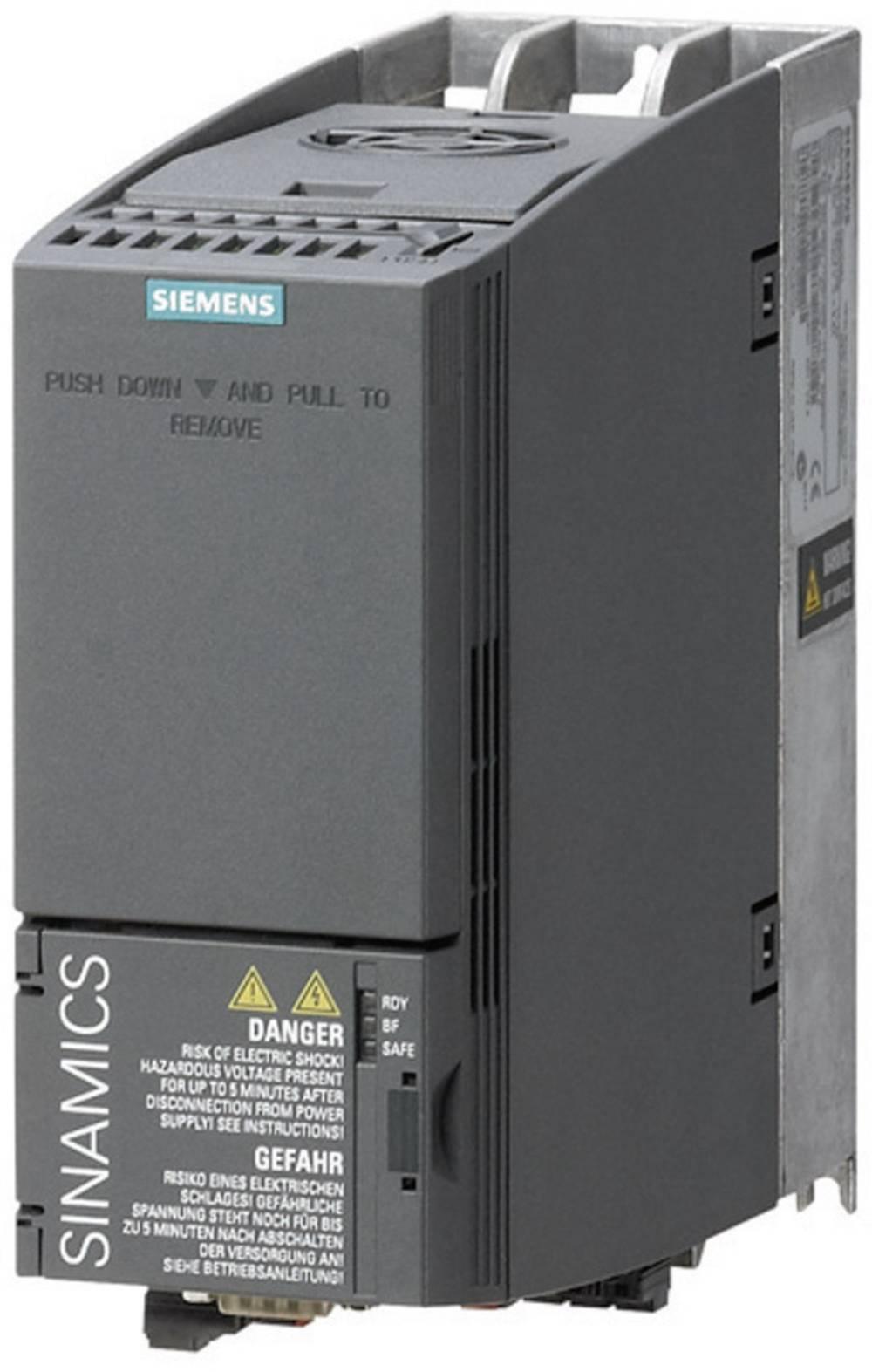 Frekvencijski pretvarač Siemens SINAMICS G120C 1.5 kW 3 fazni 400 V