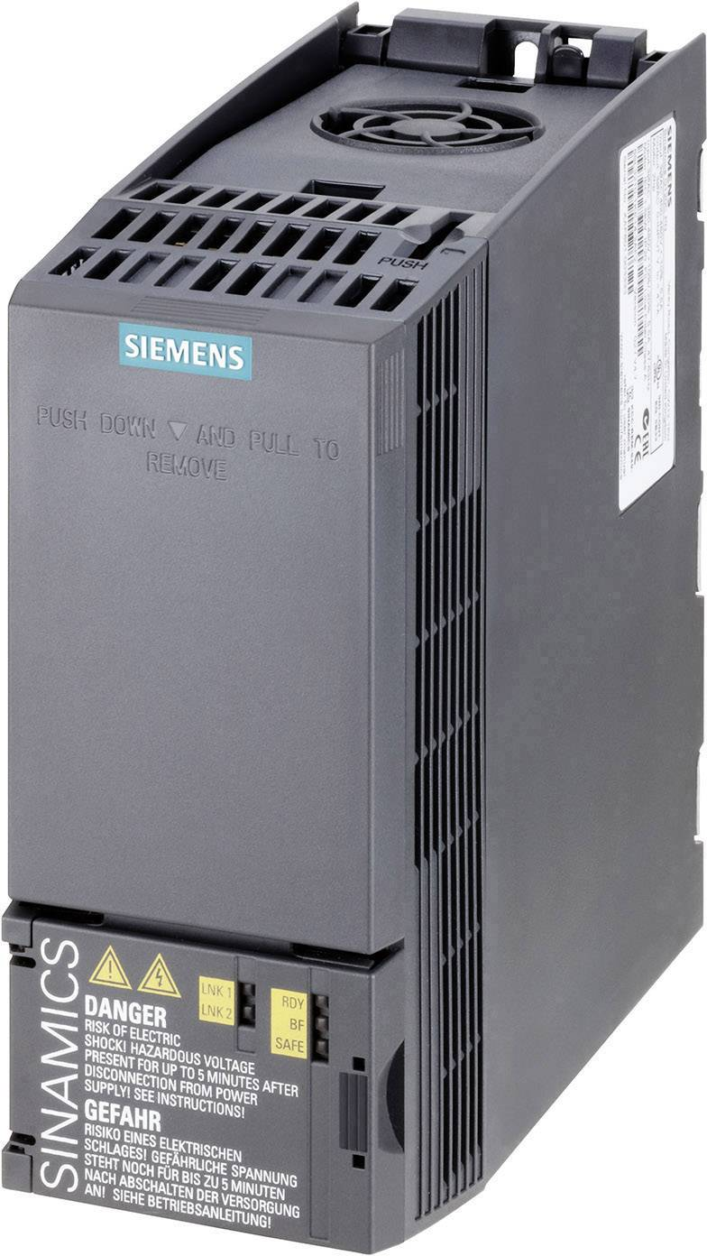 Siemens Frequency inverter SINAMICS G120C 1 1 kW 3-phase 400