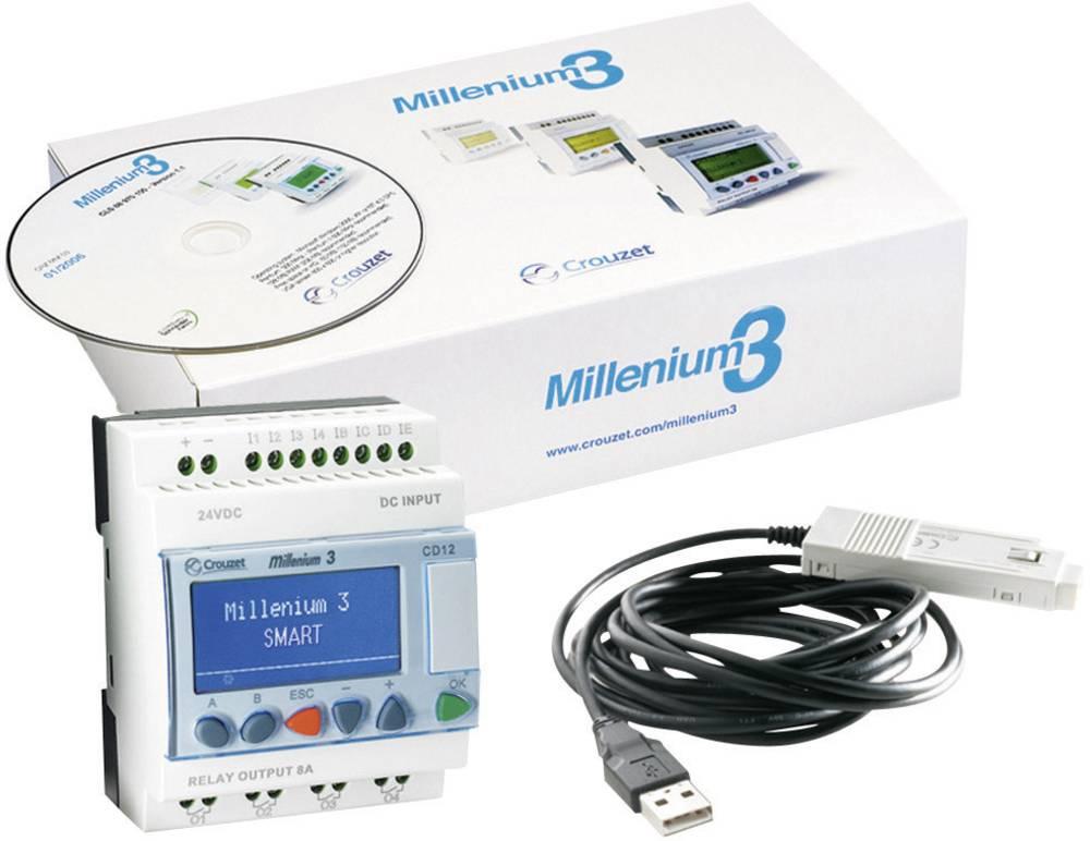 Crouzet Millenium 3 Smart Osnovni komplet PLC krmilnika SPS 88974083 100 - 240 V/AC