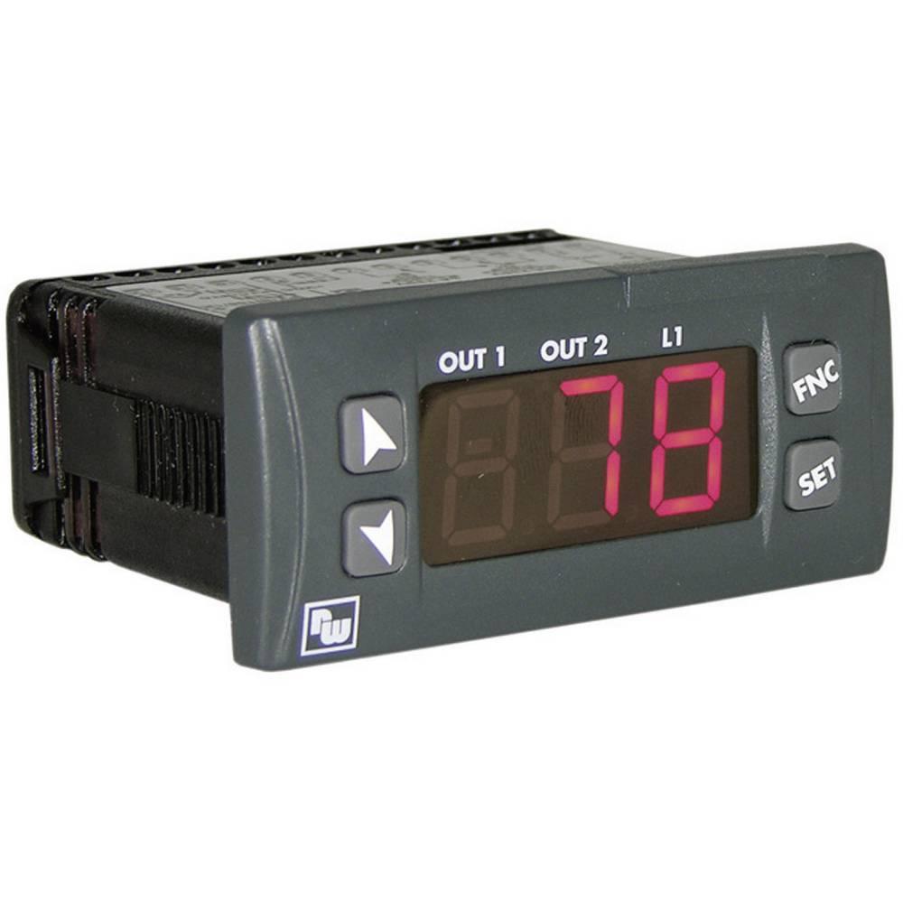 PID termostat Wachendorff UR3274S1 K, S, R, J, Pt100, Pt500, Pt1000, Ni100, PTC1K, NTC10K rele 10 A, rele 5 A, SSR, RS 485 (D x