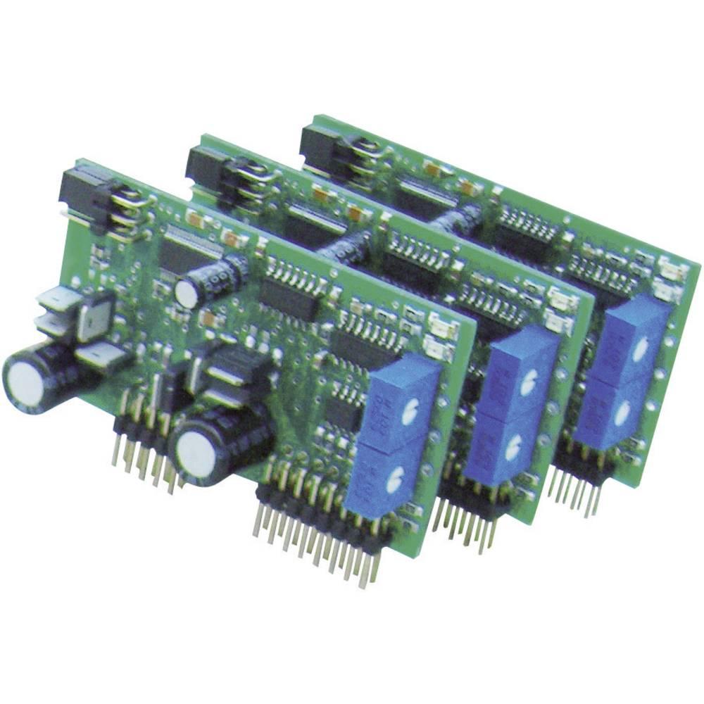 Modul poganjača/pojačivača zamotor Emis SMCflex- ME3000, 3 A, br. osi za kontroliranje: 1