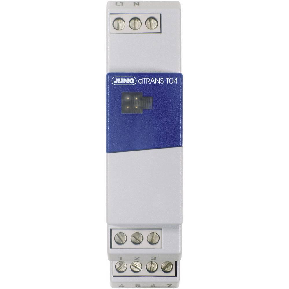 4-žični merilni pretvornik Jumo dTRANS T04 00454470o dTRANST04 00454470