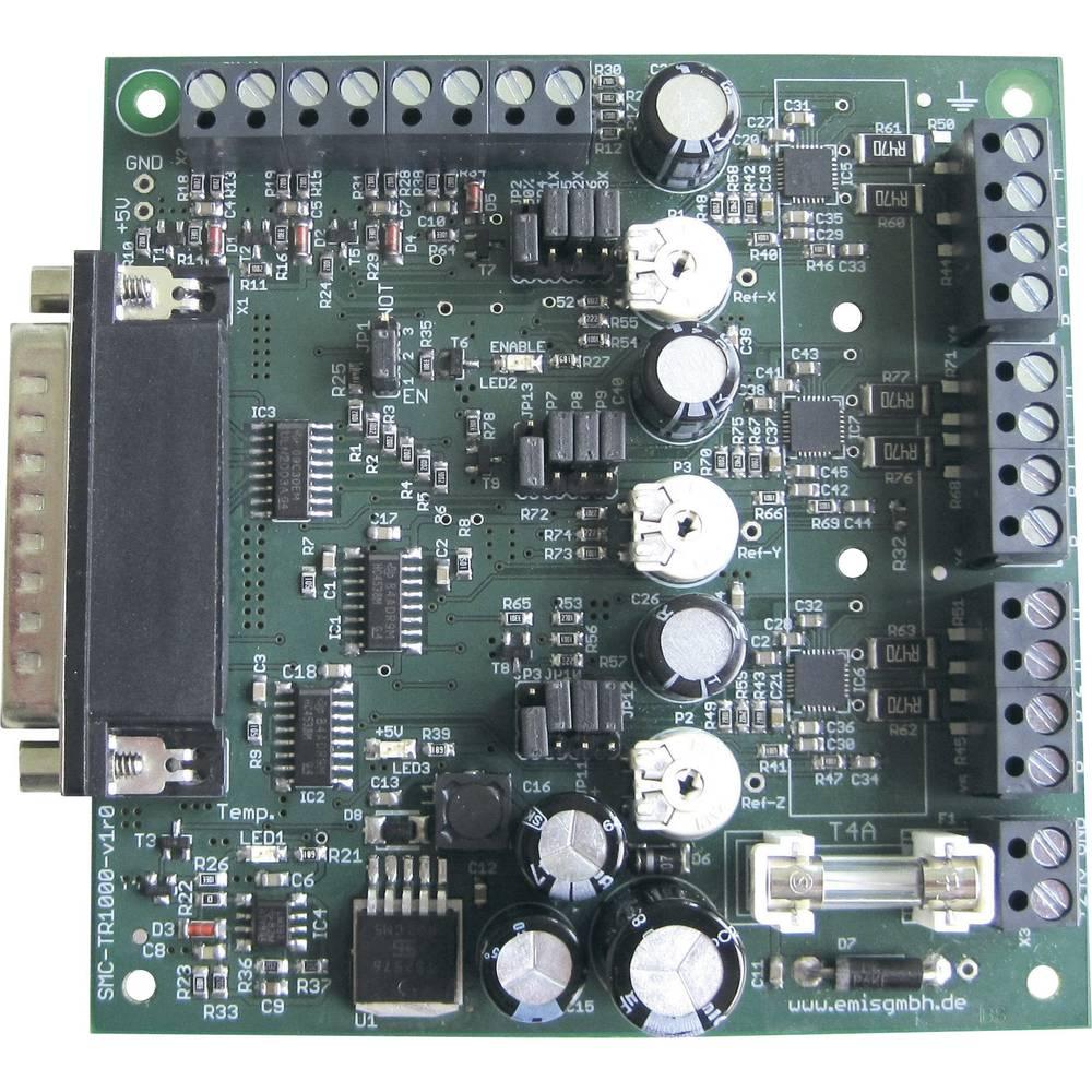Kontrolna kartica SMC-TR-1000za 3-osni koračni motor Emis