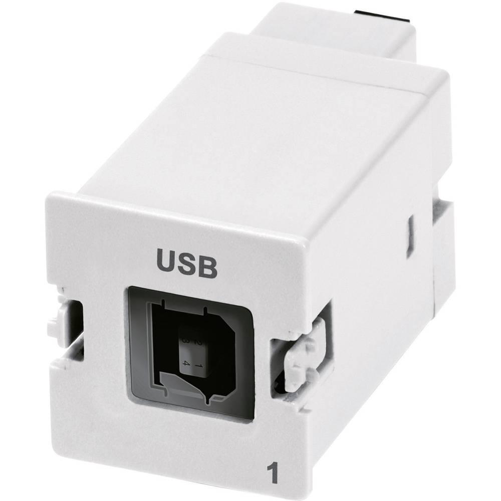 USB-priključek Phoenix ContactnanoLine NLC-MOD-USB, 2701195nanoLine NLC-MOD-USB, 2701195
