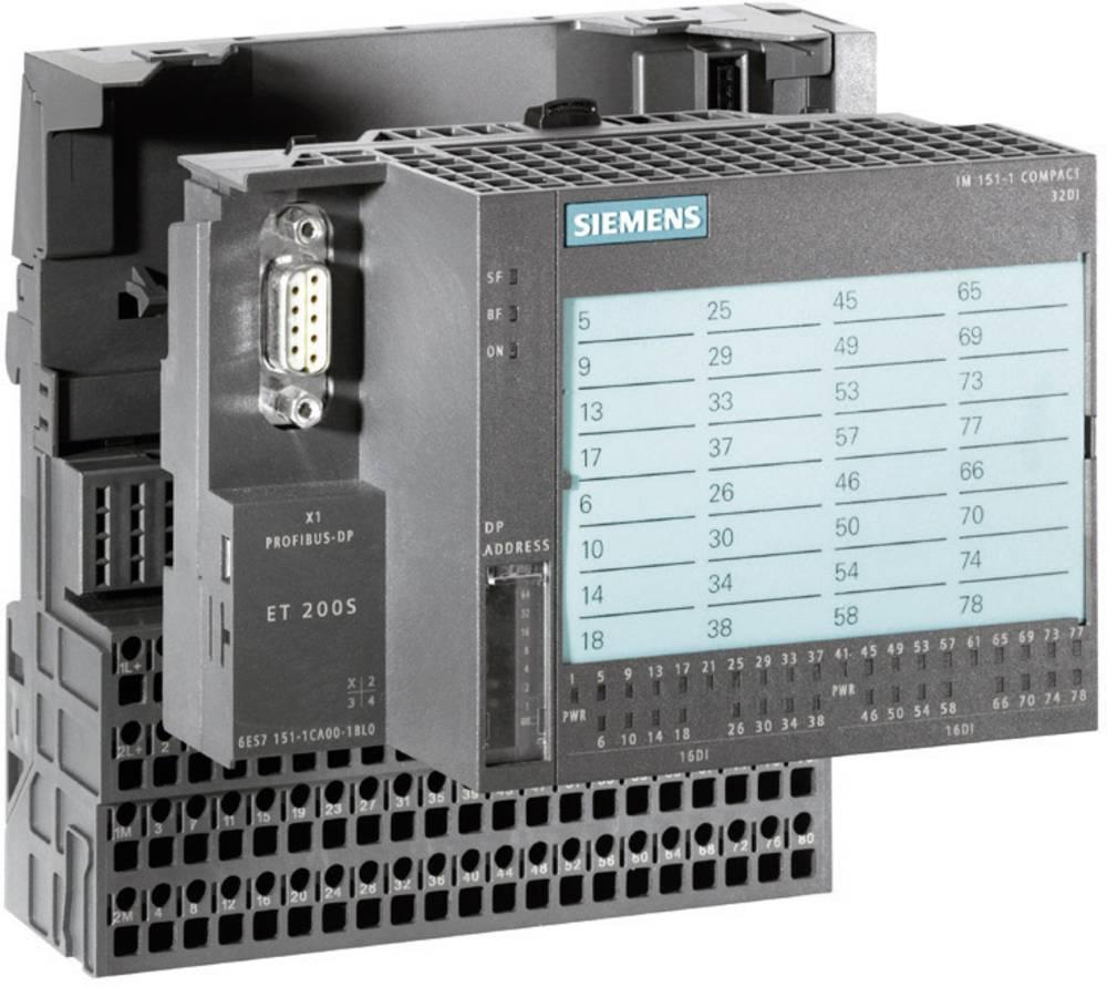 SPS upravljački modul Siemens ET 200S Compact 6ES7151-1CA00-3BL0 24 V/DC