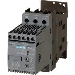 Mehki zaganjalnik Siemens 3RW3018 moč motorja pri 400 V 7.5 kW moč motorja pri 230 V 4 kW 400 V/AC nazivni tok 17.6 A