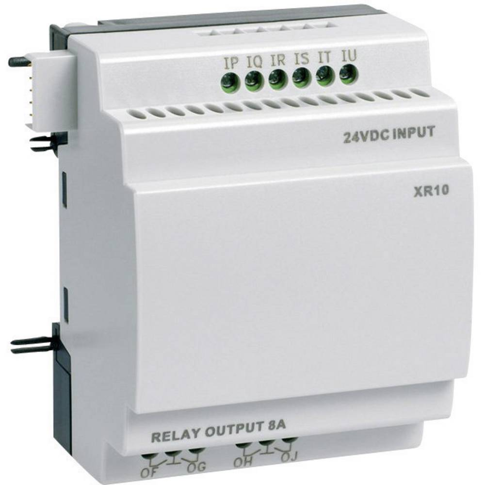 Plc Controller Crouzet Millenium 3 Xe10 88970323 230 V Ac From Circuit By Using A Relay To Operate The Mains Appliances An Ir