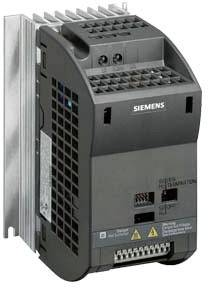 Siemens Frequency inverter SINAMICS G110 1 1 kW 1-phase