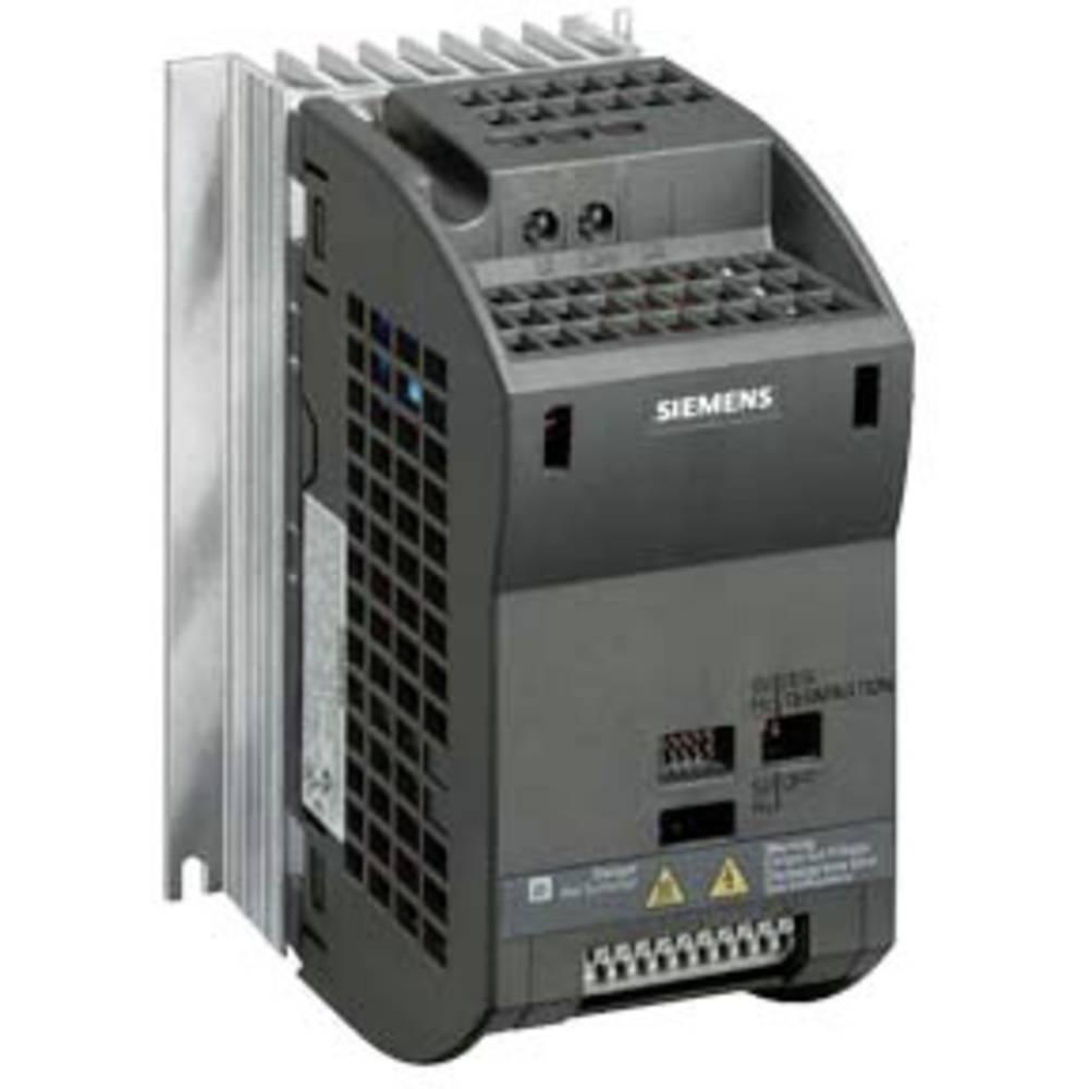 Frekvencijski pretvarač Siemens SINAMICS G110 0.12 kW 1 fazni