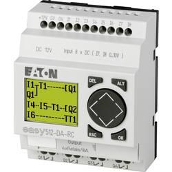 SPS-styringsmodul Eaton easy 512-DA-RC 274106 12 V/DC