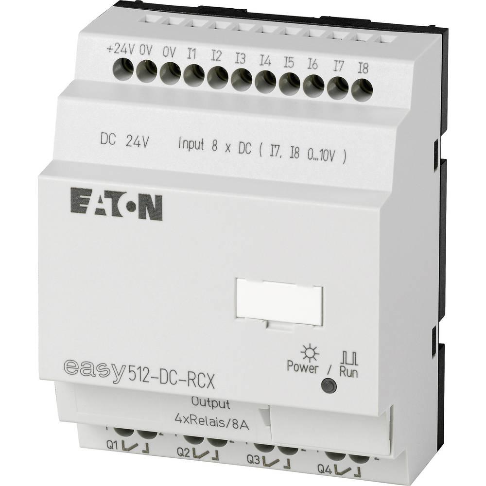 SPS-krmilni modul Eaton easy 512-DC-RCX 274110 24 V/DC