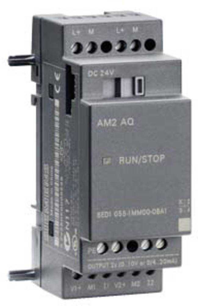 SPS razširitveni modul Siemens LOGO! AM2 AQ 6ED1055-1MM00-0BA1 24 V/DC